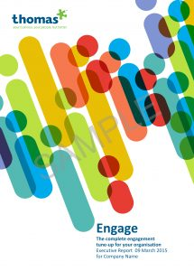 Employee Engage Report Sample